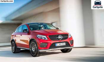 Mercedes Benz GLE-Class 2018 prices and specifications in Bahrain | Car Sprite
