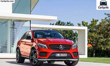 Mercedes Benz GLE Coupe 2018 prices and specifications in Bahrain | Car Sprite