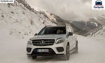 Mercedes Benz GLS 2018 prices and specifications in Bahrain | Car Sprite