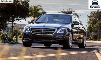 Mercedes Benz Maybach 2018 prices and specifications in Bahrain | Car Sprite