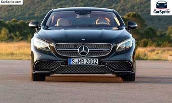 Mercedes Benz S 65 AMG Coupe 2018 prices and specifications in Bahrain | Car Sprite