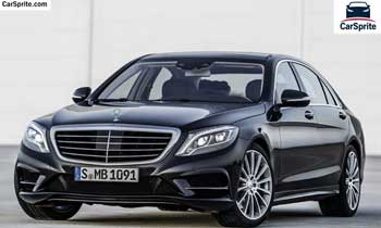 Mercedes Benz S-Class 2018 prices and specifications in Bahrain | Car Sprite
