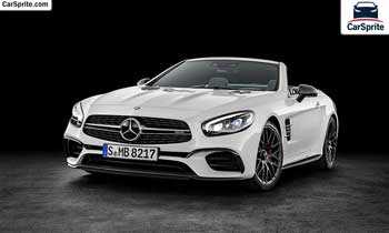 Mercedes Benz SL 63 AMG 2018 prices and specifications in Bahrain | Car Sprite