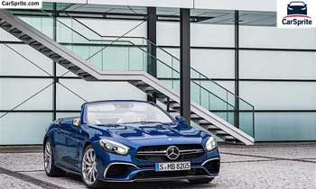 Mercedes Benz SL 65 AMG 2018 prices and specifications in Bahrain | Car Sprite