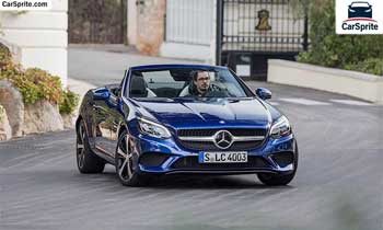 Mercedes Benz SLC 2018 prices and specifications in Bahrain | Car Sprite