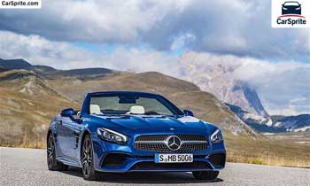 Mercedes Benz SL-Class 2018 prices and specifications in Bahrain | Car Sprite