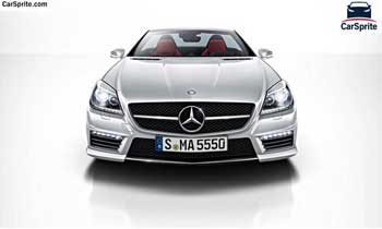 Mercedes Benz SLK 55 AMG 2017 prices and specifications in Bahrain | Car Sprite