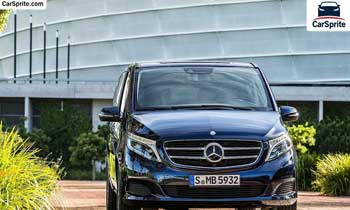 Mercedes Benz V Class 2018 prices and specifications in Bahrain | Car Sprite