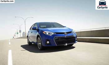 Toyota Corolla 2017 prices and specifications in Bahrain | Car Sprite