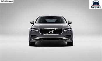 Volvo S90 2018 prices and specifications in Bahrain | Car Sprite
