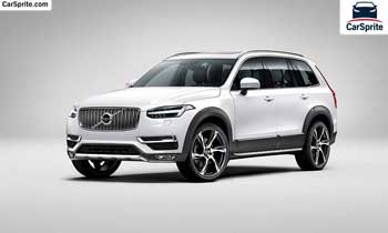 Volvo XC90 2018 prices and specifications in Bahrain | Car Sprite